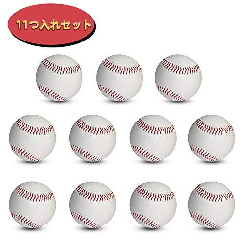 野球 硬式ボール 11個入り 練...