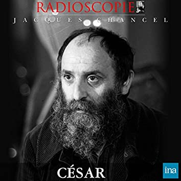 Radioscopie: César (20 novembre 1974)
