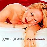 """album cover: Karen Oberlin """"My Standards"""""""
