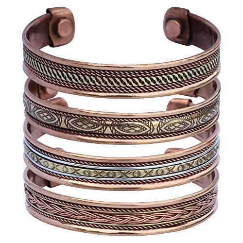 Art of Creation Lot de 4 bracele...