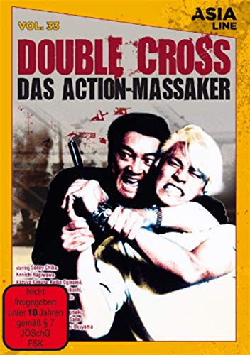 Asia Line Vol. 33 - Double Cross - Das Action-Massaker [Limited Edition]