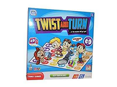 Grafix Twist and Turn Game