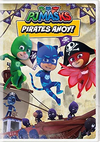 PJ Masks: Pirates Ahoy! [DVD]
