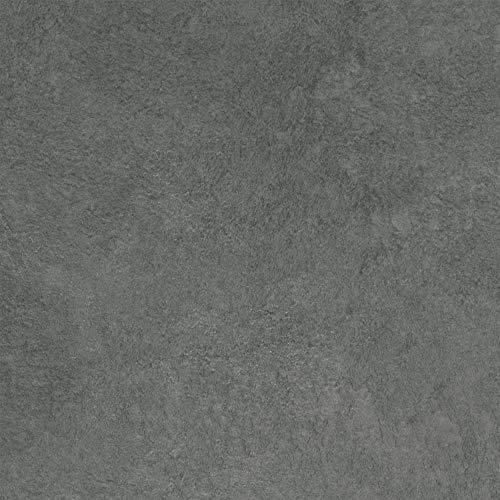 Vinylboden PVC Bodenbelag | Steinoptik Betonoptik grau | 200, 300 und 400 cm Breite | Meterware | Variante: 2,5 x 3m