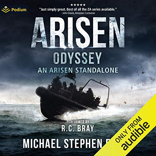 Odyssey Audiobook By Michael Stephen Fuchs cover art