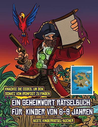 GER-BESTE KINDERRATSEL-BUCHER (Beste Kinderrätsel-Bücher, Band 1)