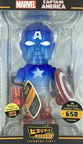 Hikari: Marvel: Capitán América Exclusivo