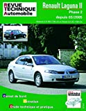E.T.A.I - Revue Technique Automobile B700.5 - RENAULT LAGUNA II - 2005 à 2007
