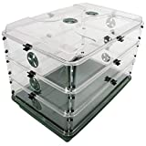 EarlyGrow Domed Propagator with 3 Height Extenders and Locking Clip Set