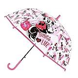 Paraguas burbuja automatico Minnie Disney 45cm