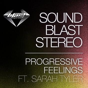 Progressive Feelings ft. Sarah Tyler - EP