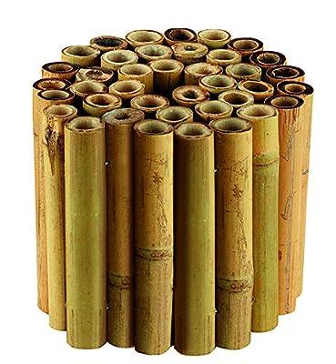 """Gardman 9270 Edging Bamboo, 11.8"""""""