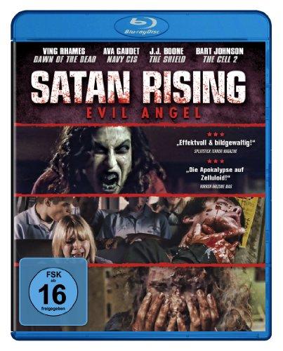 Satan Rising [Alemania] [Blu-ray]