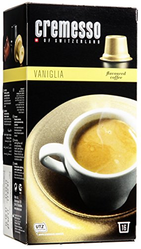 Cremesso Vaniglia 16 Kapseln