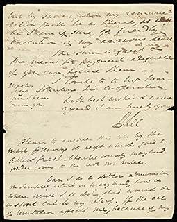 """Major General Henry""""Light-horse Harry"""" Lee - Autograph Letter Signed 02/27/1808"""