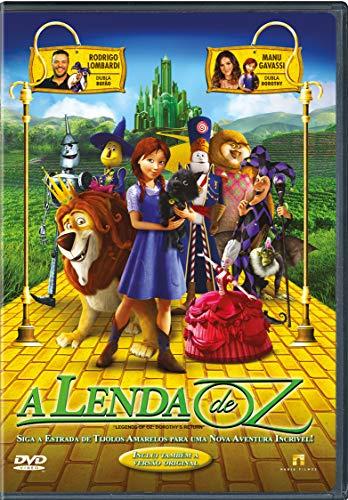 A Lenda De Oz [DVD]