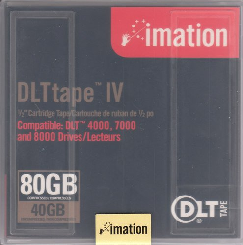 Imation DLT-Tape IV bis 80GB