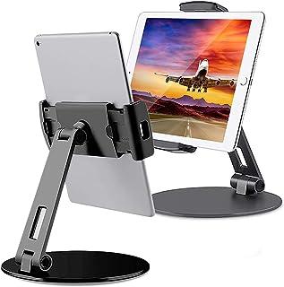 Magichold 4~13インチ タブレットスタンド iPad スタンド アーム スマホスタンド タブレットアーム デスクマウント 寝ながらスマホ 高さ角度 調整可能 360度回転 折りたたみ iPad/iPad Pro/Switch/And...