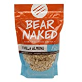 Bear Naked All Natural Whole Grain Granola, Fit, Vanilla Almond 12 oz (340 g)