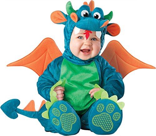 Generique - Déguisement Dragon pour bébé 12-18 Mois (74-81 cm)