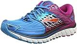 Brooks Glycerin 14, Scarpe Running Donna, Multicolore (Blau/Violett), 37.5 EU