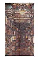 narumikk のれんOLD LIBRARY サイズ:85×150cm 14-448