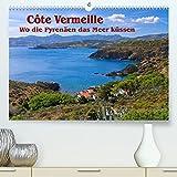 Cote Vermeille - Wo die Pyrenäen das Meer küssen (Premium, hochwertiger DIN A2 Wandkalender 2022, Kunstdruck in Hochglanz): Die Purpurküste in Südfrankreich (Monatskalender, 14 Seiten )