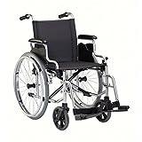 Rollstuhl Dietz Tokin - Standard Faltrollstuhl mit Alurahmen - -