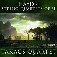 Haydn: String Quartets Op.71 by Takacs Quartet (2011-11-08)