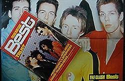 BEST 139 fév.1980 Trust - Pretenders - Cure - Knack, Beat etc. - Bijou - Talking Heads - Ellen Foley