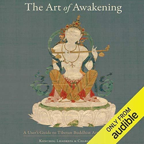 The Art of Awakening audiobook cover art