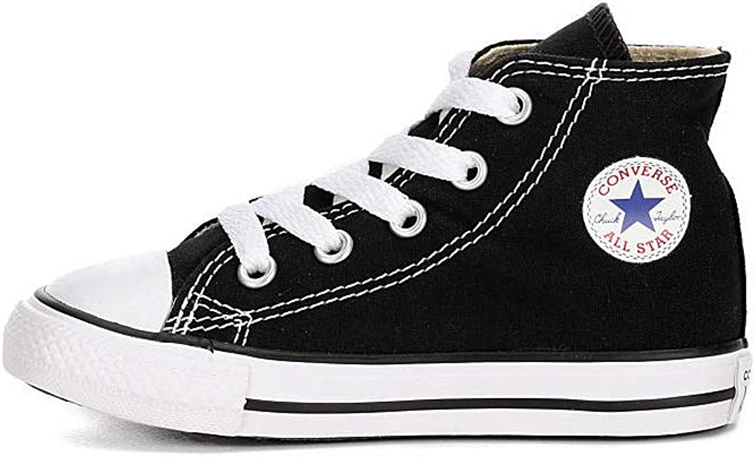 Converse All Star Chuck Taylor HI Unisex Infant Black Max 84% OFF TOP Gifts 7J231