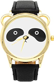 f3561cc513d1 Reloj Panda Blackmamut Mujer Gran Acabado Orejas Metalicas Incluye Estuche  Blister - negro