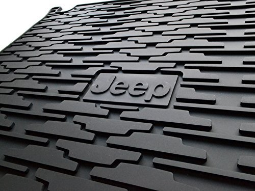 Jeep Grand Cherokee Heavy Duty Rubber Cargo Area Mat