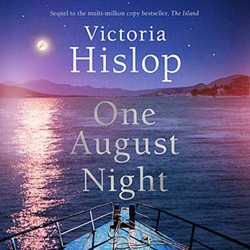 One August Night cover art