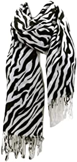 Tapp CollectionsTM Premium Fashion Animal Print Shawl Scarf Wrap