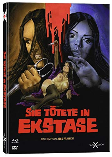 "Sie Tötete in Ekstase ""2-Disc Limited 1000 Edition Mediabook"" Uncut"