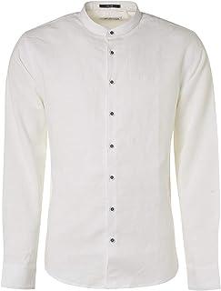 NO EXCESS Camiseta Granddad 2 Linen de colores