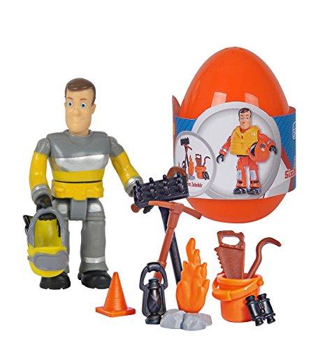 Simba, Sam Il Pompiere, Giocattolo con Personaggio Singolo e Accessori, in 6Combinazioni, 109251027