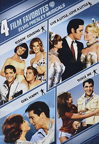 4 Film Favorites: Elvis Presley Musicals [Edizione: Stati Uniti]