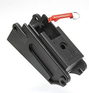 Golden Eagle Magwell Kit de Conversión para G36 Airsoft AEG a Use M4 / M16 Cargador (Negro)