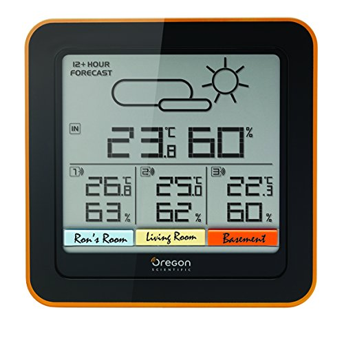 Oregon Scientific Sensore Wireless thgn132n: prezzo online