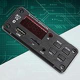 DAUERHAFT Módulo de Altavoz para automóvil Bluetooth 5.0 Módulo Bluetooth de Interfaz USB, Soporte de Interfaz USB, Soporte de música MP3