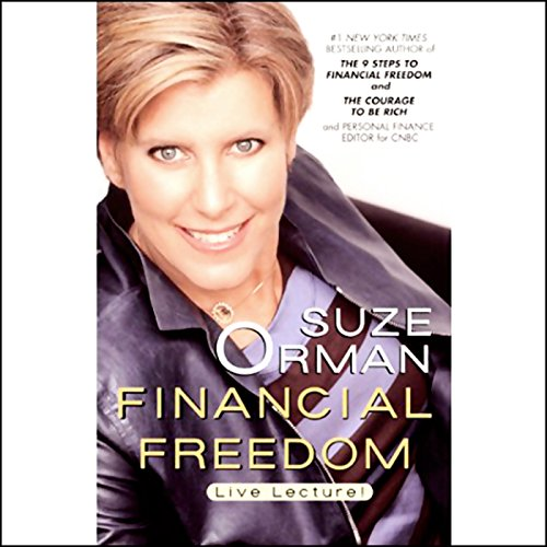 Financial Freedom audiobook cover art