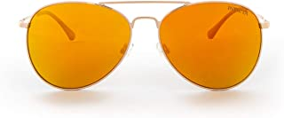 Aviator I 22523 Ultra-Lightweight Hypoallergenic Stainless Steel Frame. Hand Made CR39 UV400 Lenses.