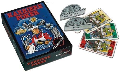 Karriere Poker (Kartenspiel)