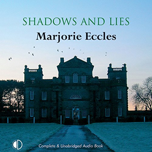 Shadows and Lies audiobook cover art