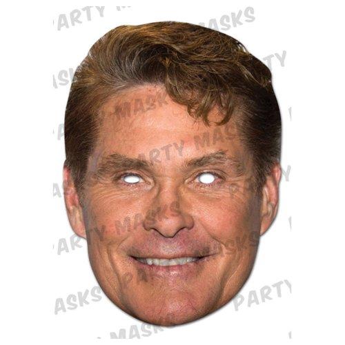 David Hasselhoff Maske