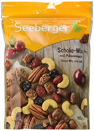 Seeberger Schoko-Mix, 12er Pack (12 x 150 g)