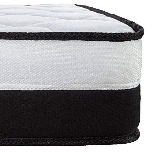 Arensberger ® Emilia 7-Zonen Taschenfederkern Matratze, 120 x 200 cm, Höhe 23cm
